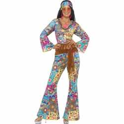 Sixties outfit carnaval vrouwen