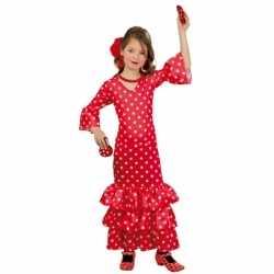 Spaans outfit carnaval meisjes
