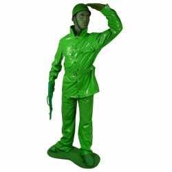 Speelgoed soldaten outfit 7 delig