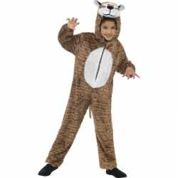 Tijger outfit carnaval kinderen
