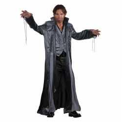 Verkleed tovenaar outfit moderne tovenaar