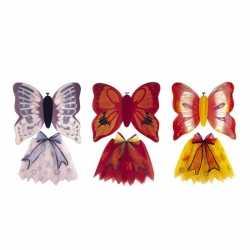 Vlindervleugeltjes carnaval kinderen