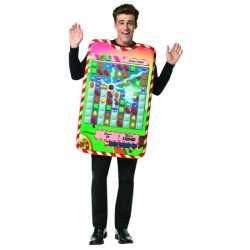 Volwassenen candy crush outfit