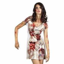Zombie bruid outfit jurkje