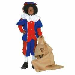 Zwarte Pieten outfit kinderen